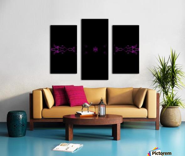 Portal  69  Canvas print