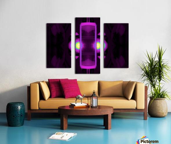 Portal  20  Canvas print