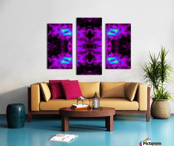 Portal  85  Canvas print