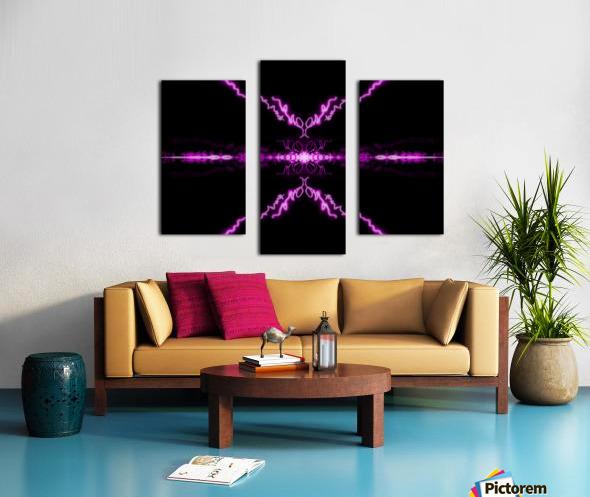 Portal  67  Canvas print