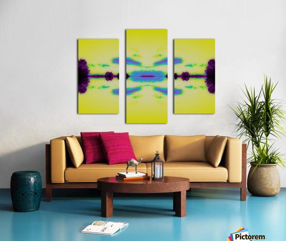 Portal  29  Canvas print