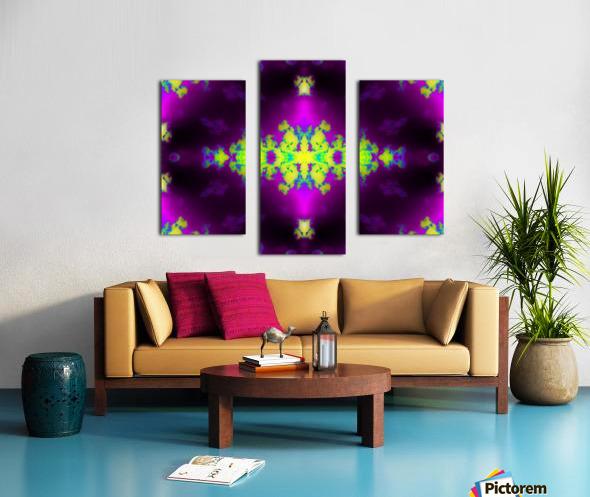 Portal  63  Canvas print
