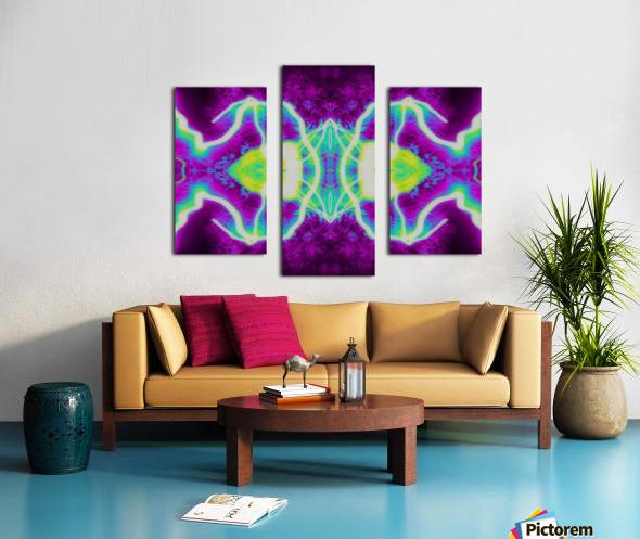 Portal  74  Canvas print
