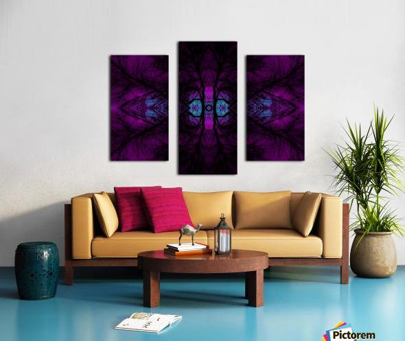 Portal  10  Canvas print