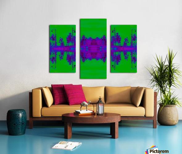 Portal  96  Canvas print