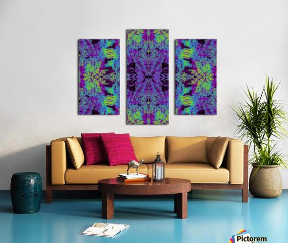 Portal  35  Canvas print