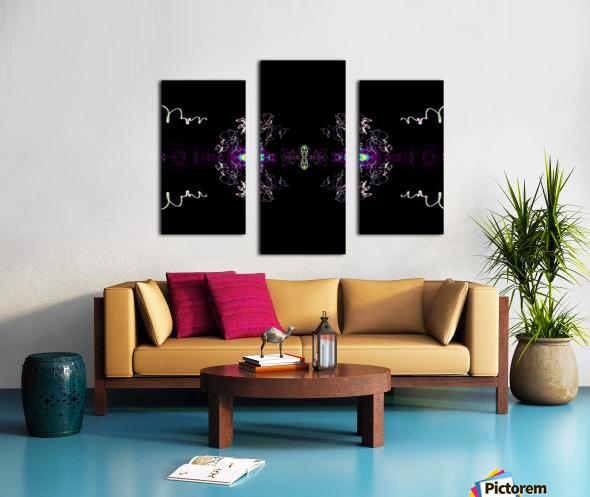 Portal  71  Canvas print