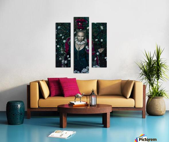 Majestic Feria Canvas print