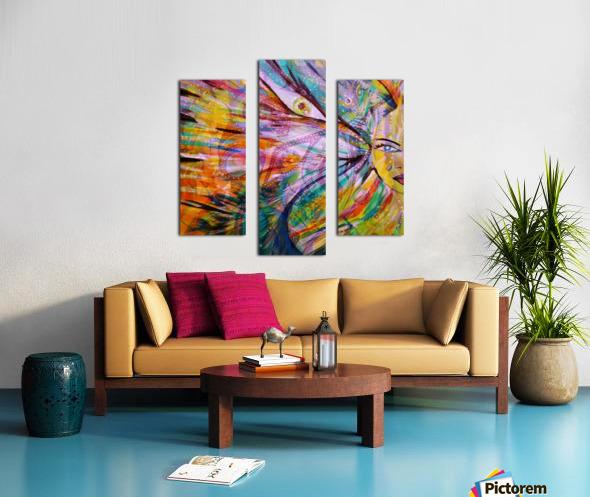 Helena  Canvas print