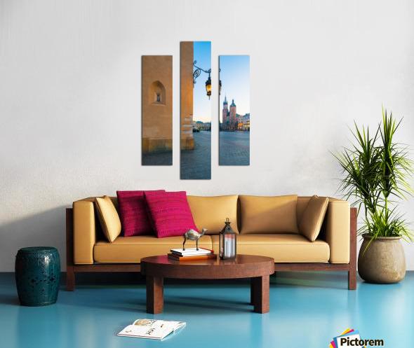 KRAKOW 02 Canvas print