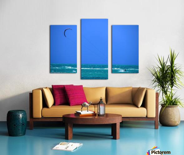 Wind Surf Hawaii Canvas print