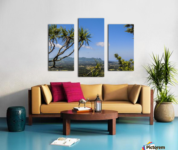 View to Forever Canvas print