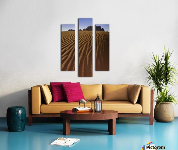 Rise Above Canvas print