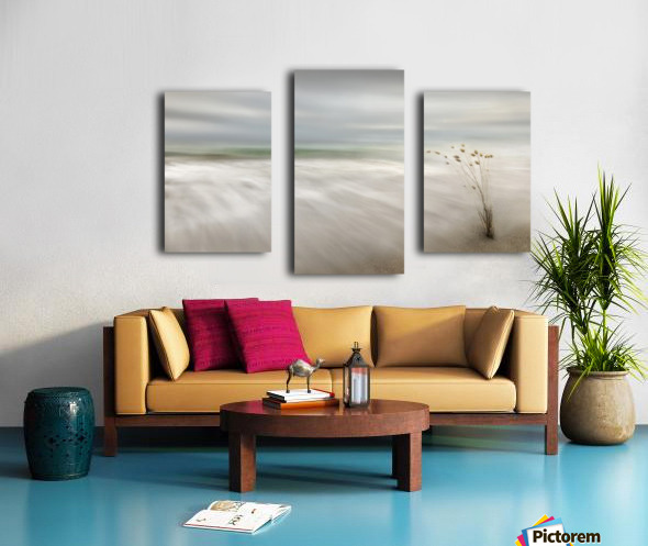 Ears in the Sea Canvas print