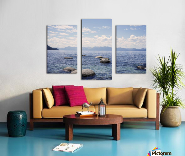 Out West 8 of 8 Canvas print