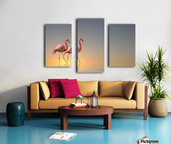 Serenity II Impression sur toile