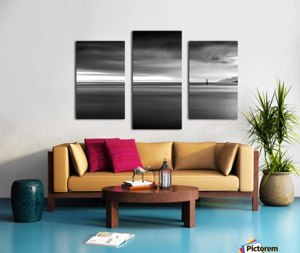 Calming Seas Canvas print