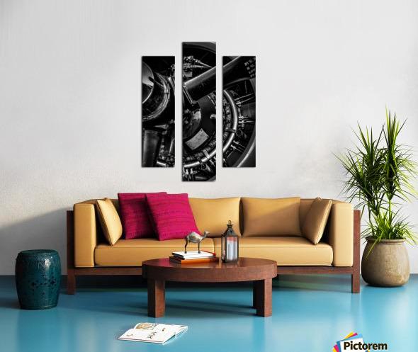 Cyclone 14 Canvas print