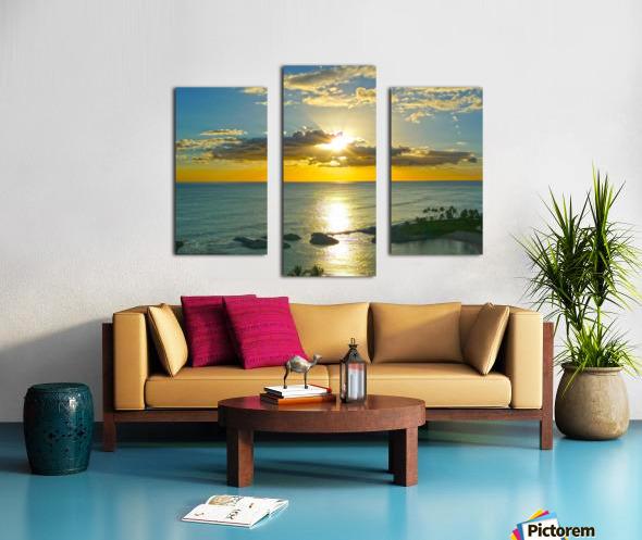 Island Dreamin Canvas print