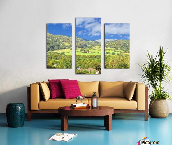 Beautiful Wales Canvas print