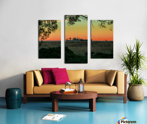 20190101 DSC 0114 2 Canvas print