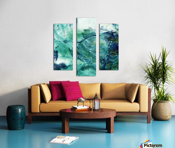 Roots 2 Canvas print