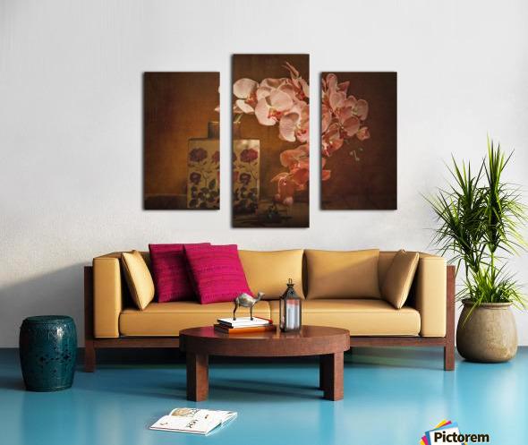 Etude Zen 7e Canvas print