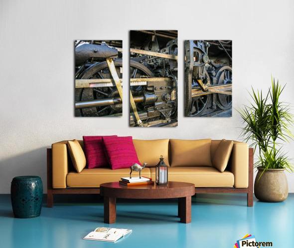 Strasburg 16 Canvas print