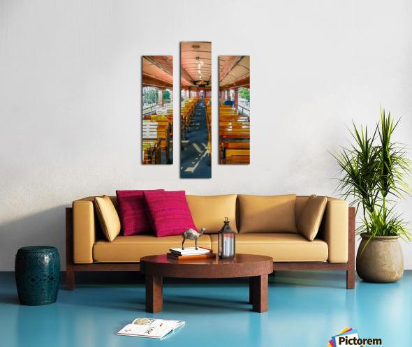 The Cheap Seats. Canvas print
