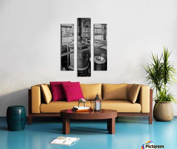 Strasburg 6 Canvas print
