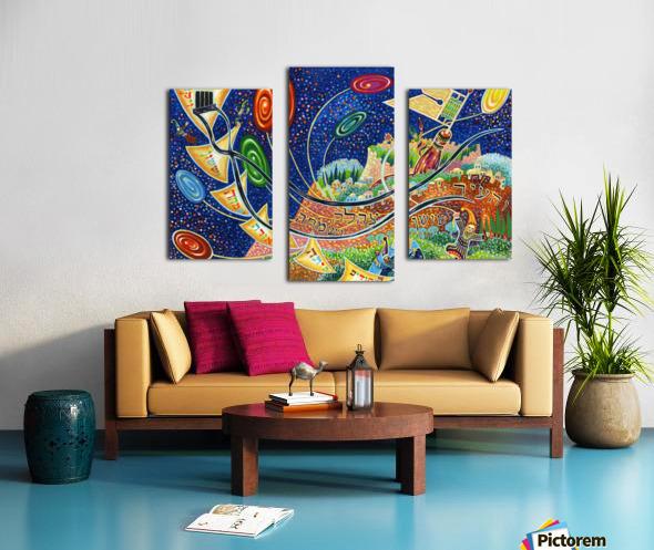 1991 011 Canvas print