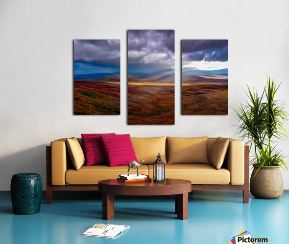 Donegal 27 Canvas print