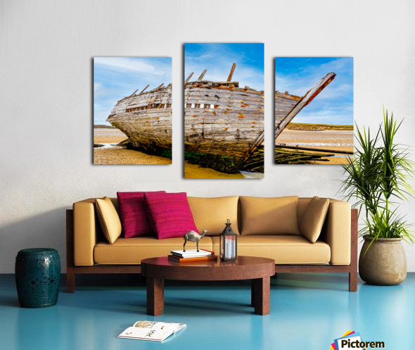 Donegal 3 Canvas print