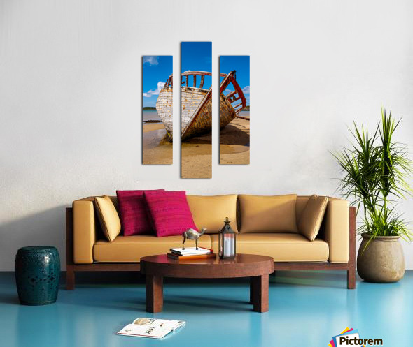 Donegal 2 Canvas print