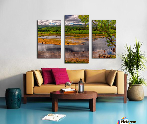 Donegal 22 Canvas print