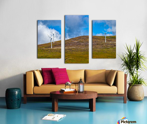 Donegal 31 Canvas print