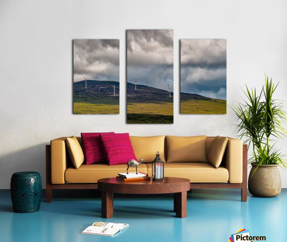Donegal 30 Canvas print