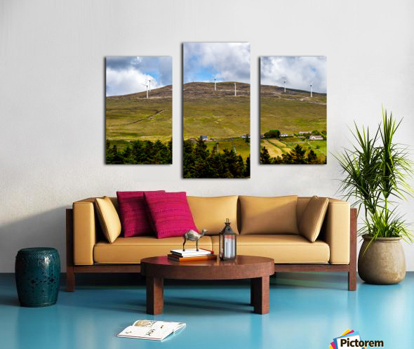 Donegal 32 Canvas print