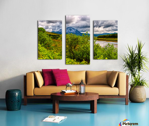 Donegal 18 Canvas print