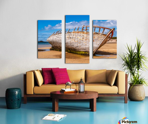 Donegal 1 Canvas print