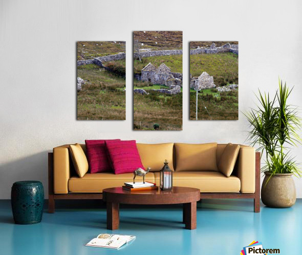 Donegal 9 Canvas print