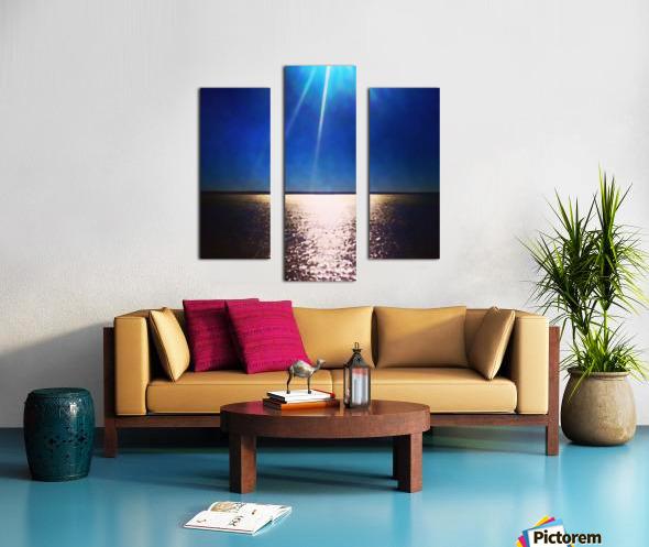 Light Shine Canvas print