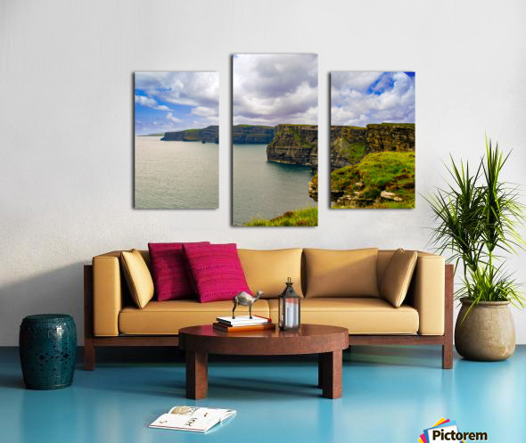 Cliffs Of Moher 5 Canvas print