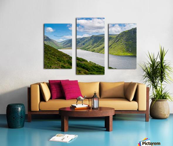 Lough Veagh Canvas print