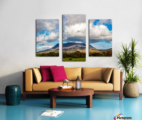 Muckish Canvas print