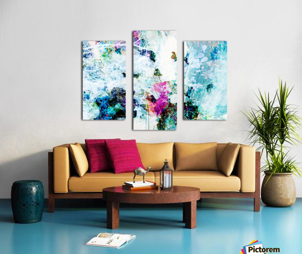 Promise of Spring - Horizontal  Canvas print