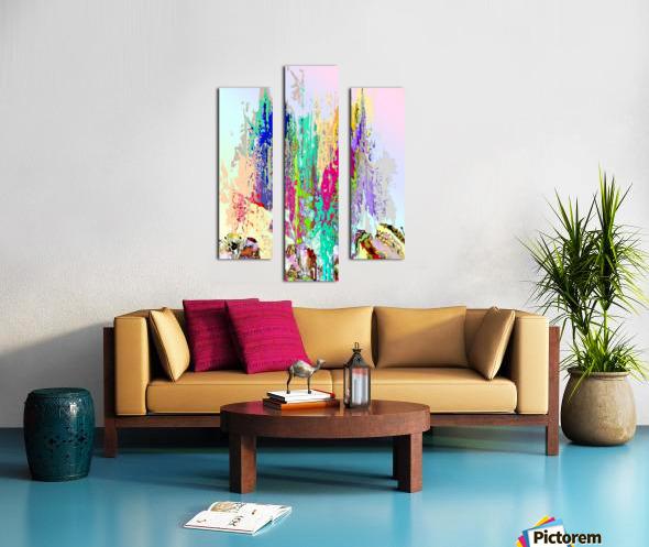 Fillia Canvas print