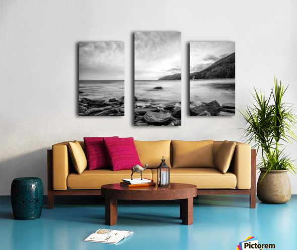 Serenity Waters Canvas print