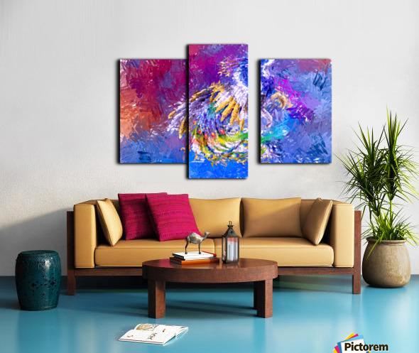 Fenix Canvas print