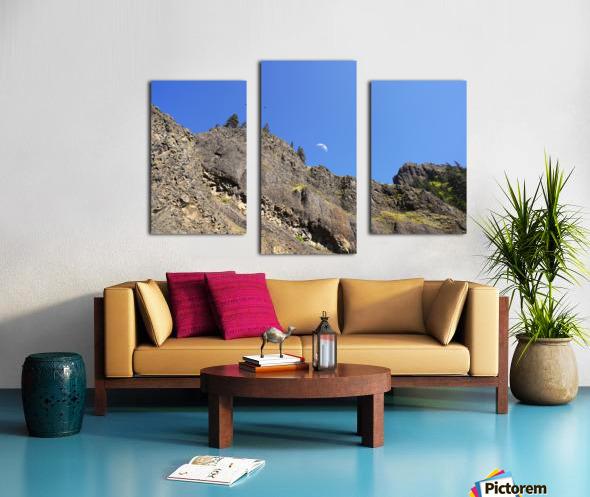 The Gorge Oregon Canvas print